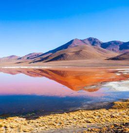 Arpenter la sud de Lipez en Bolivie