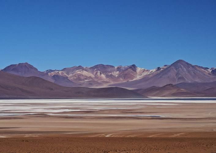 Voir des sommets encore à franchir en Bolivie
