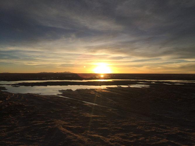 Bolivie - Salar de Uyuni