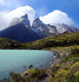Randonnée dans le parc du Torres del Paine au Chili