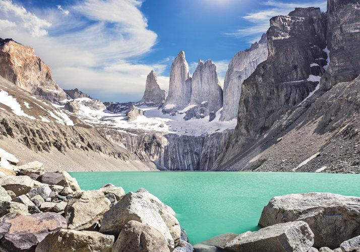 Les Torrès del Paine
