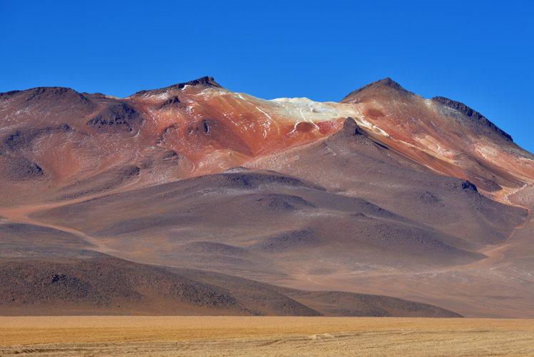Paysage ébouriffant - road-trip Bolivie