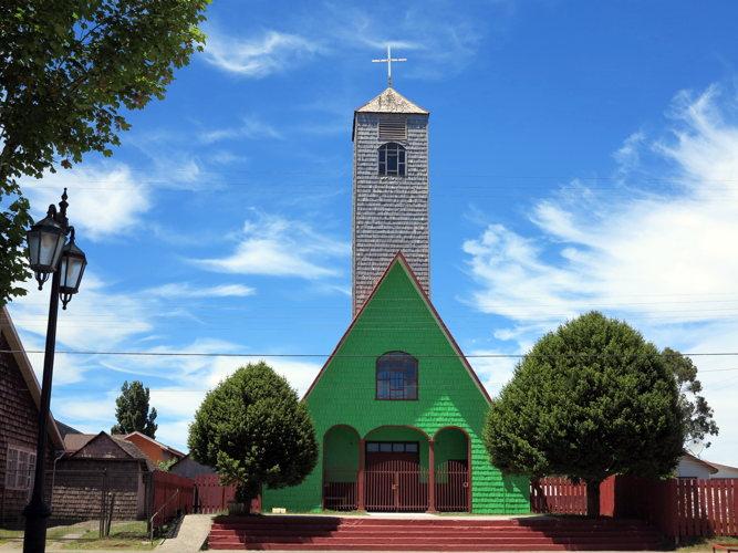 église - Chiloé