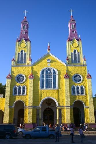 église- chiloé