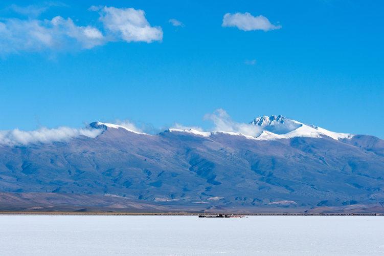 Étendue immense - Salinas Grandes - road-trip Argentine