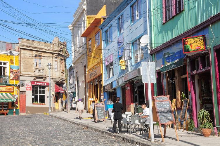 rue-Valpairoso-road-trip au Chili 5