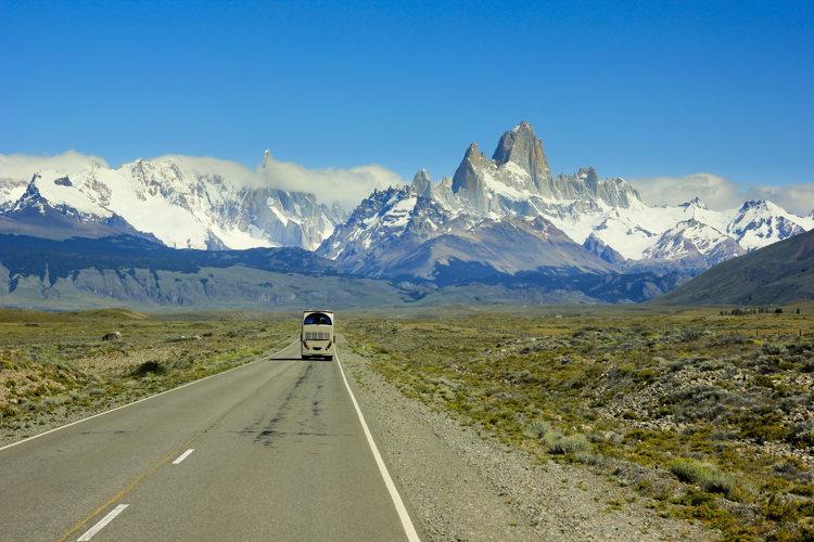 Prendre le bus en Argentine