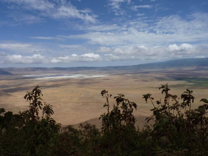 Mon voyage Tanzanie - cratère du Ngorongoro -Tanzanie
