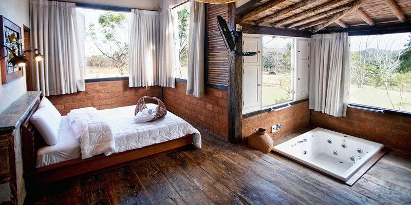 Ma chambre - Ibitipoca au Brésil
