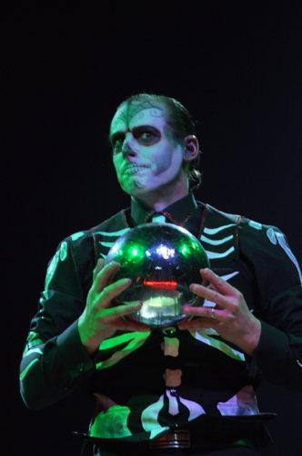 #EnFranceaussi Virée nocturne au cirque infernal