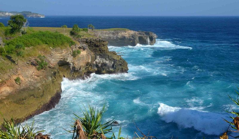 Faire une plongée à Lembogan à Bali