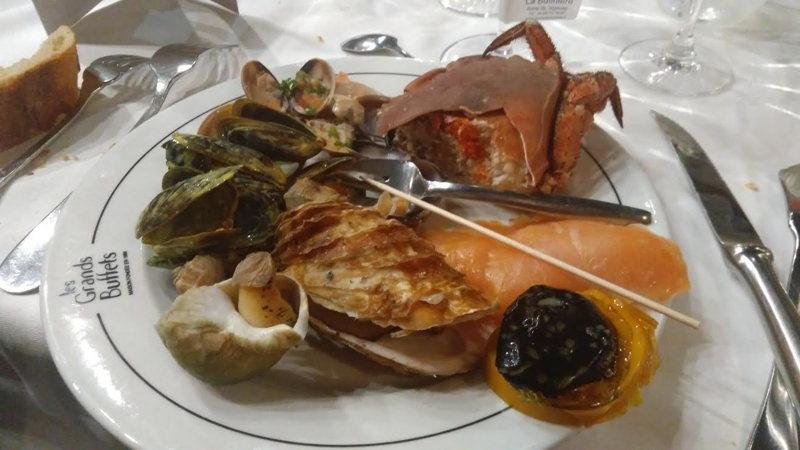 Les foies gras des Grands Buffets à Narbonne
