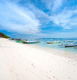 Sillonner Les Gilis à Bali