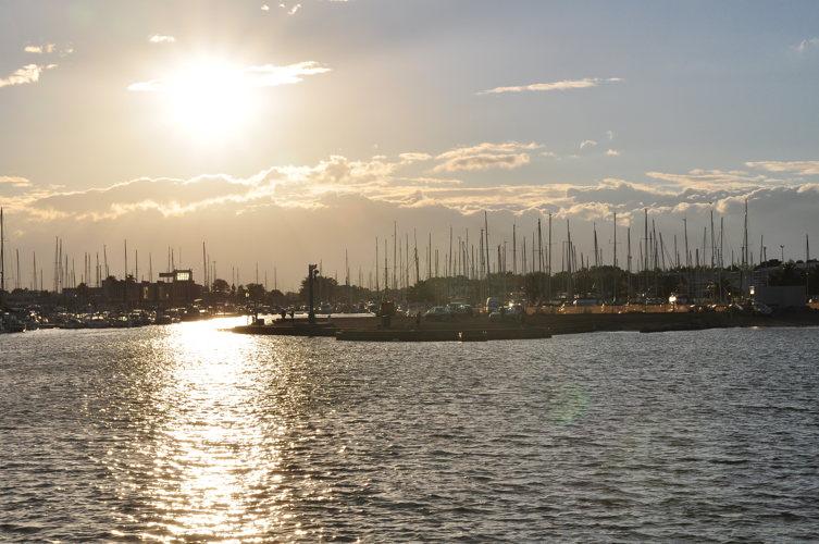 Canet-en-Roussillon et sa cité portuaire