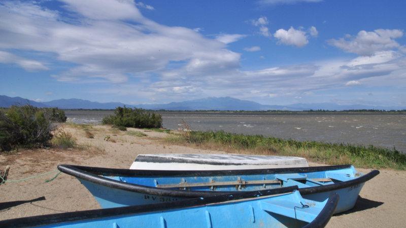 Canet-en-Roussillon balade en barque