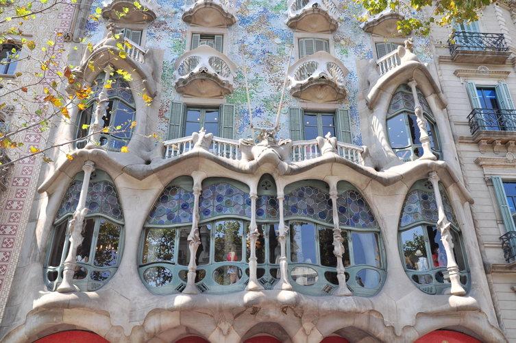 L'omniprésence de Gaudi dans Barcelone