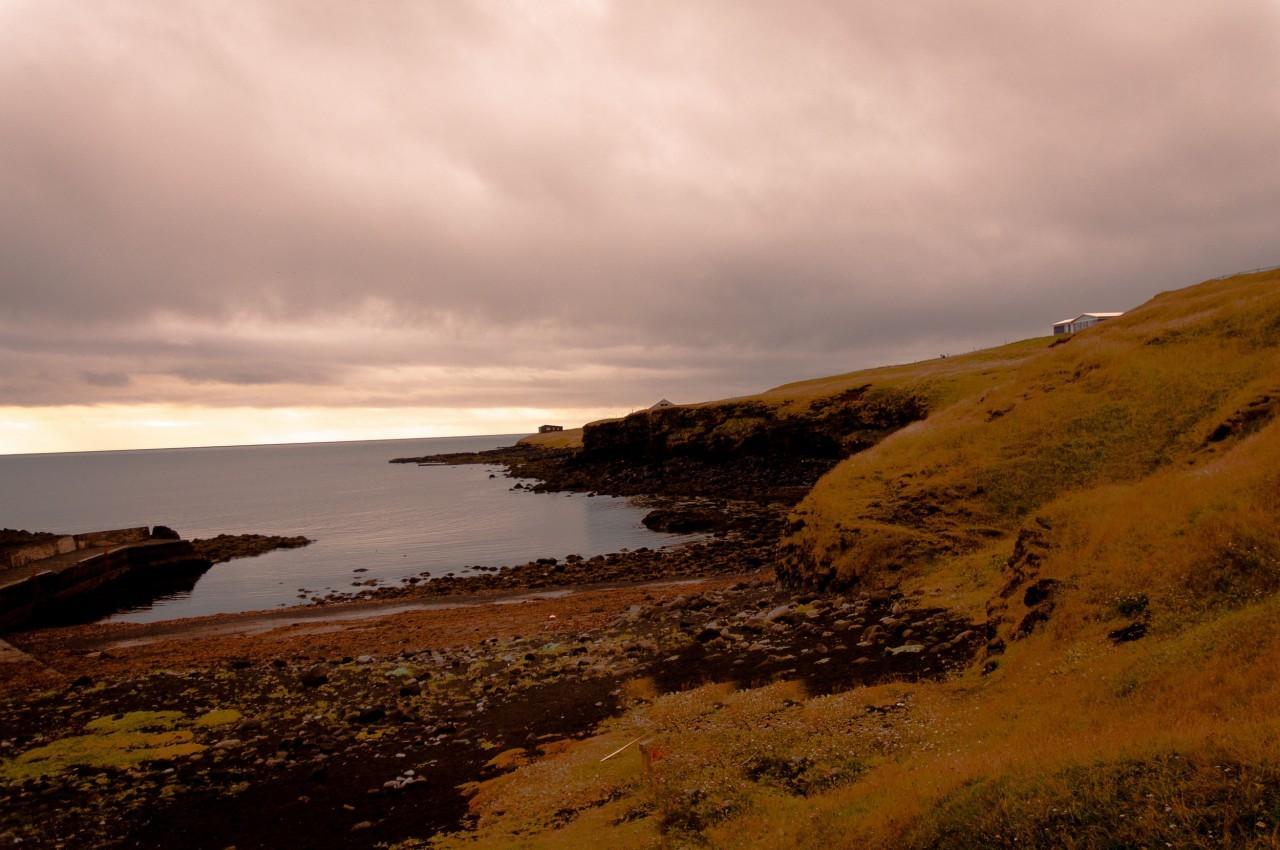 Au Nord de l'Islande