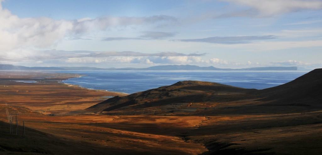 La côte islandaise