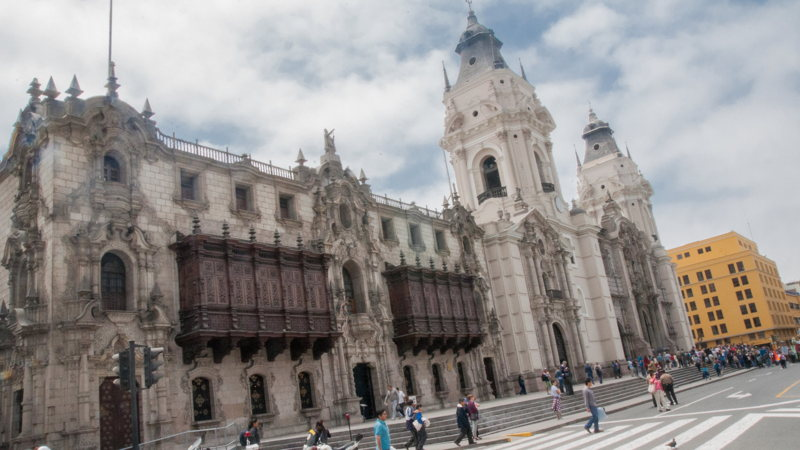 Les églises sont à visiter impérativement à Lima