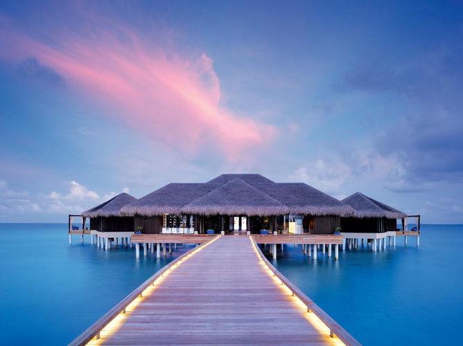 Velaa Private Island aux Maldives