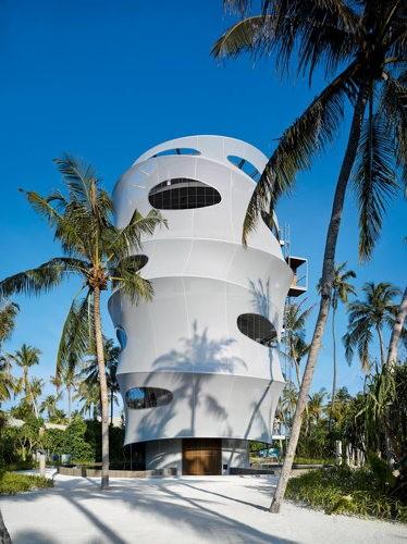 Tour au Velaa Private Island aux Maldives