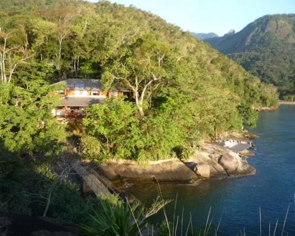 Siur Ilha_grande au Brésil
