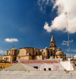 Escale à Jerez de la Frontera en Espagne