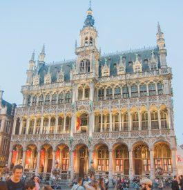 Bruxelles : L'Europe en marche !