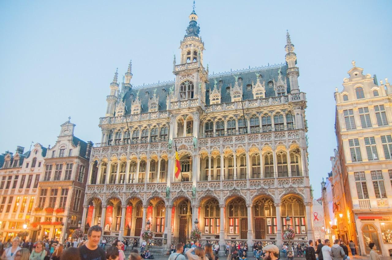 Bruxelles, capitale européenne en Belgique !