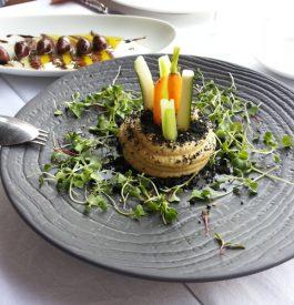 Manger au Xalet de Montjuïc