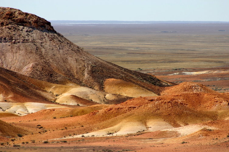 Les mines d'opales à Coober Pedy