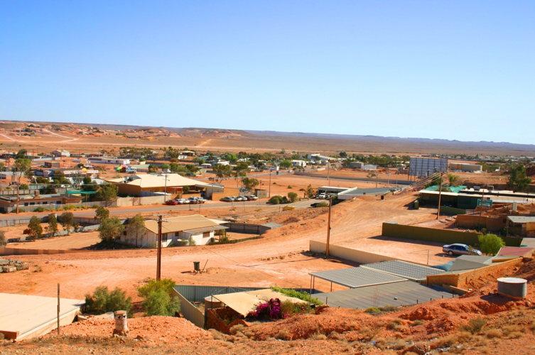 Dans l'Outback australien, halte à Cooper Pedy