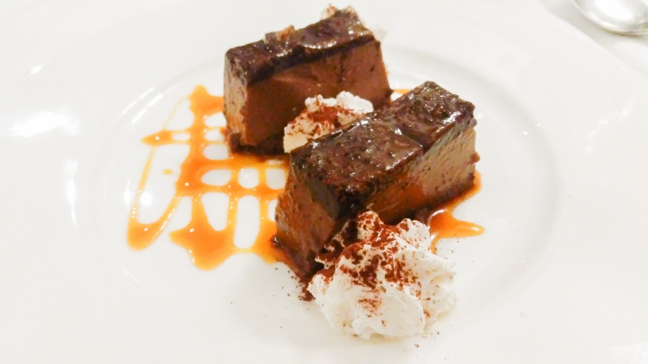Le Gianduiotto, un gâteau au chocolat qui est la spécialité du Piémont