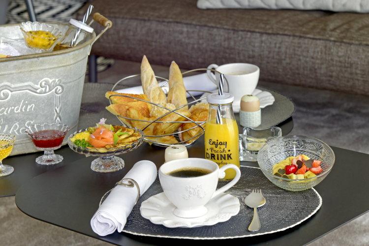 Le petit déjeuner signé Franck Renimel CP: David Nakache