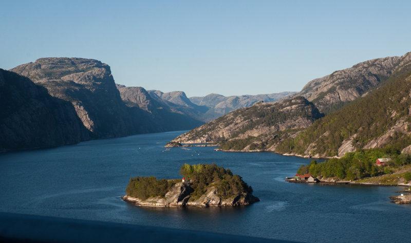Organiser un road-trip en Norvège