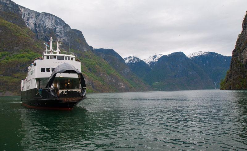 Les ferrys ultra pratiques