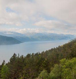Partir à Rondal en Norvège