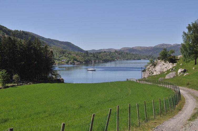 Prendre des chemins en Norvège