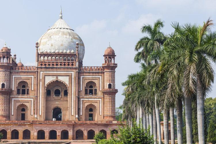 Tomber sous le charme de New Delhi lors d'un voyage en Inde