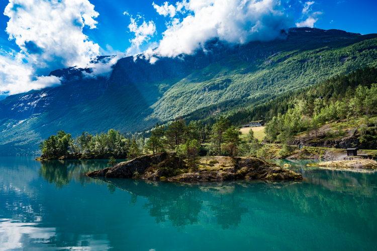 Des sites sublimes en Norvège en croisière