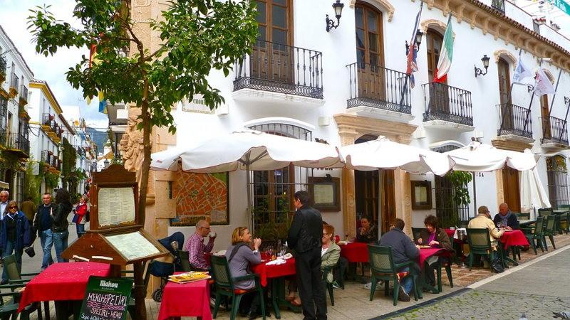 Faire une virée à Marbella pour un week-end