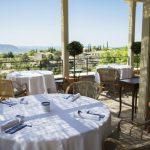 Connaitre le restaurant de Pierre Gagnaire à Gordes en terrasse