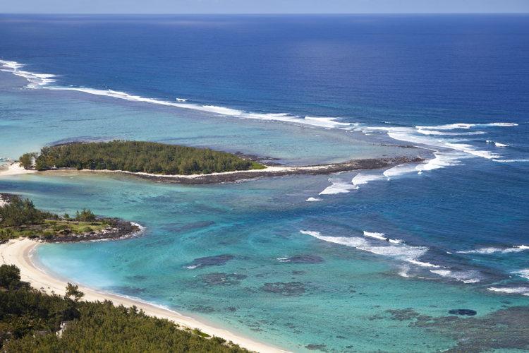 L'île des deux coccos