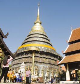 Découverte de Chiang May en Thaïlande