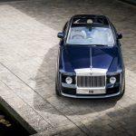 Découvrir la Rolls Royce 103EX