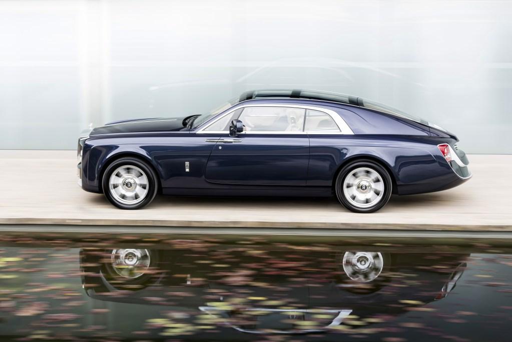 Une élégance rare avec la Rolls Royce