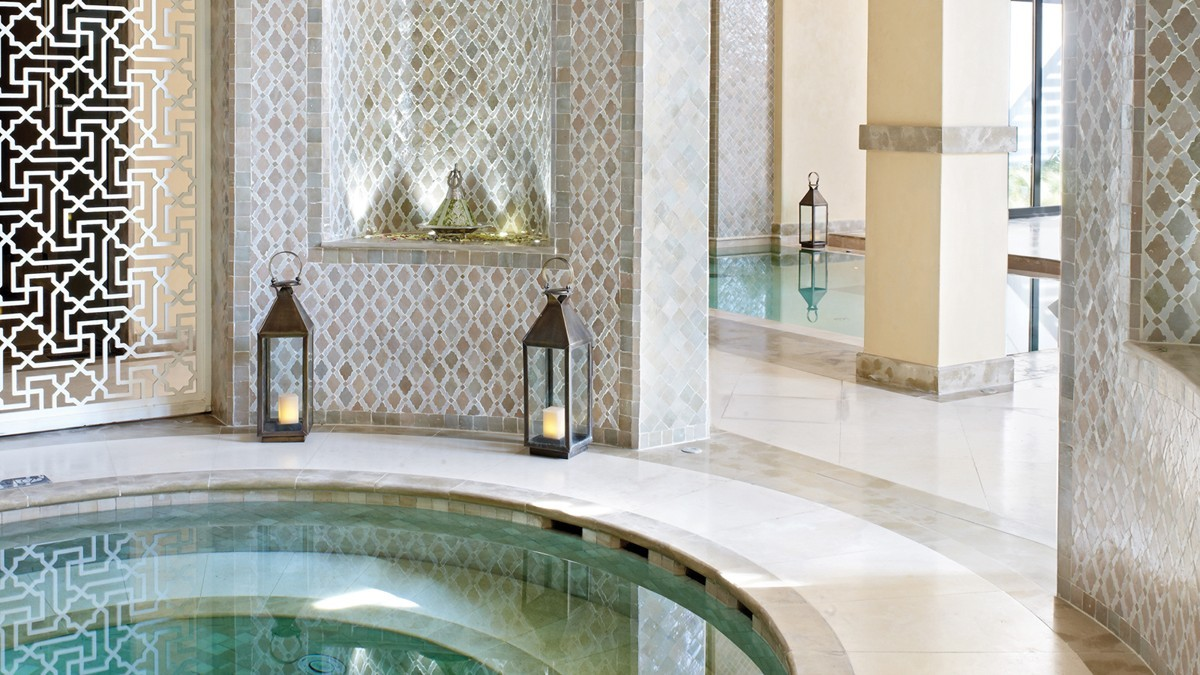 Le spa au Four Seasons à Marrakech