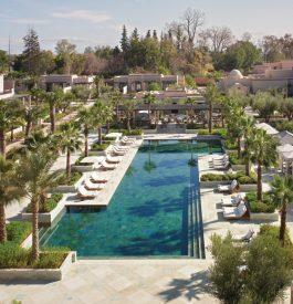 Le Four Seasons à Marrakech