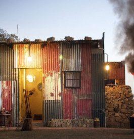 Hébergement insolite : Dormir dans un bidonville en Afrique du Sud
