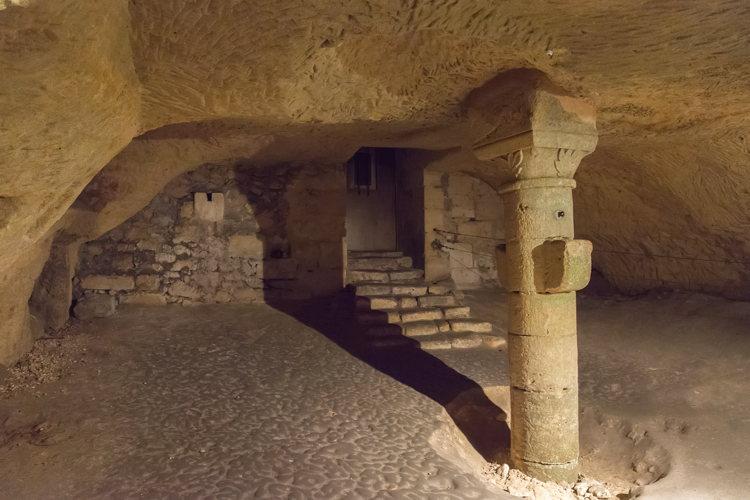 La curiosité à découvrir : St Emilion